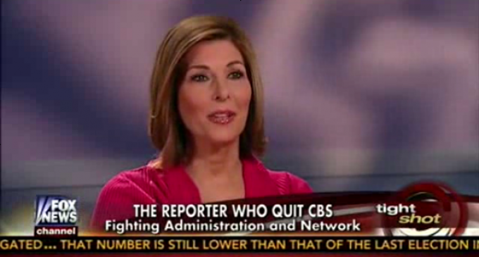 Attkisson: Obama Is Aggressively Censoring Media