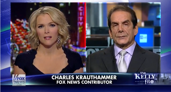 Krauthammer: Obama Intended To Destroy American Healthcare System