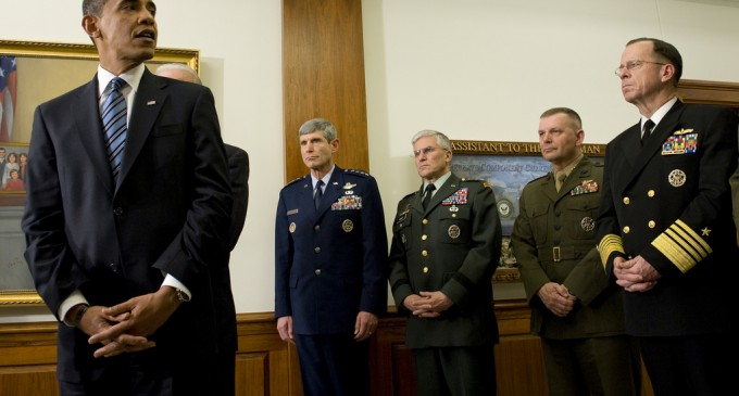 Former Pentagon Spokesman: Why Is The Obama Administration Purging Our Military?
