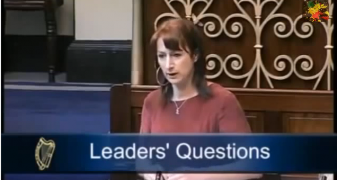 Irish Parliament Member: Obama Is A War Criminal And Hypocrite