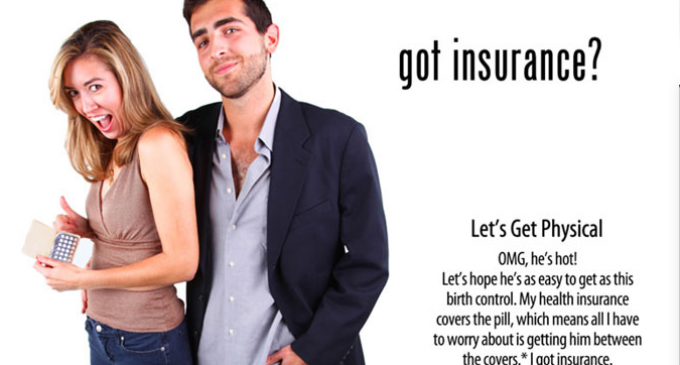 Obamacare Promoted With Sex Ads Via Progress Now