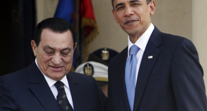 Egyptian Lawyers File Charges Against Obama For 'Crimes Against Humanity'