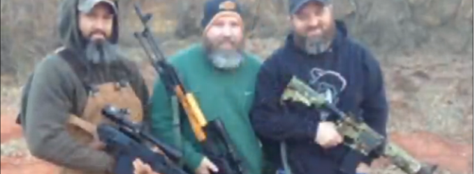 Oklahoma Militia To Feds: 'We're Going To Resist You!'