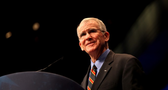 Oliver North: 'Any Other President Would Be Impeached'
