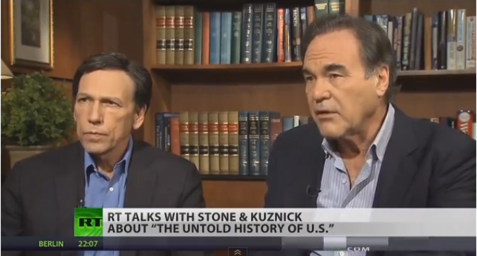 "Oliver Stone: ""I feel like a dissident of the American Empire"""