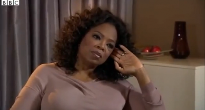 Oprah: Racists Must Die To End Racism, Obama Called A Liar Because Of Racism