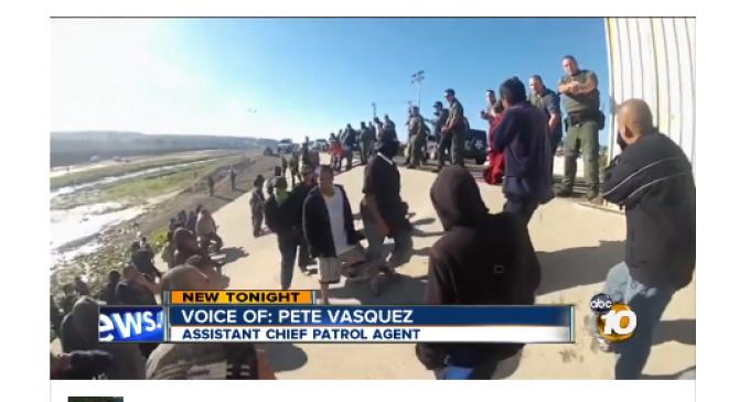 Organized Attacks At The Border