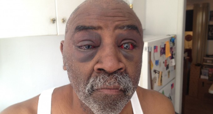 Cops Beat Eldery Deaf Man For Refusing Orders