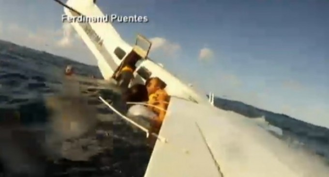 New Footage of Plane Crash That Killed Woman Who Released Obama Birth Certificate