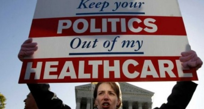 AUDIO:Why Won't Democrats Consider Private Sector Healthcare Options?