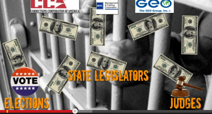 Prisons For Profit: How Corporations Make Money From Locking You Up