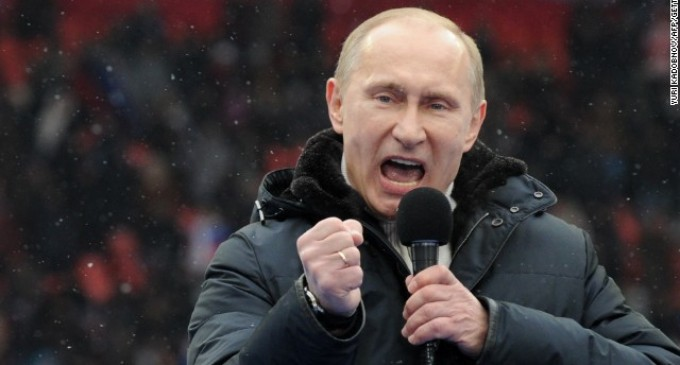 Russia Bans Profanity In Books, Music and Film