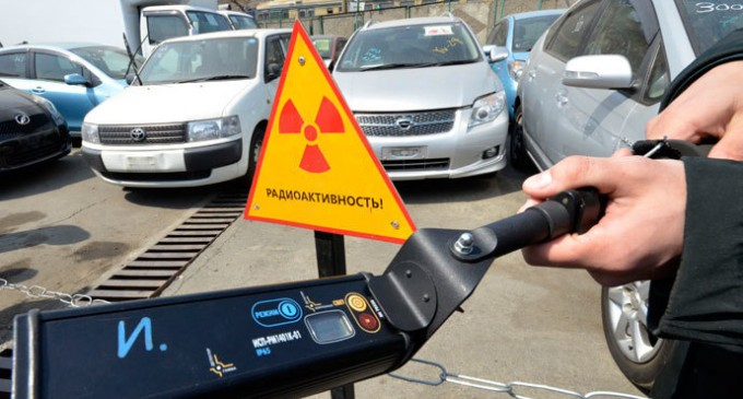 130 Radioactive Japanese Cars Banned From Entering Russia