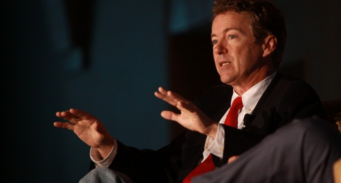 Rand Paul calls for Chief Justice Roberts, all federal workers, to enroll in Obamacare