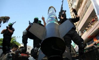 Missiles Found At UN School – Again – UN Gives Them Back To Hamas