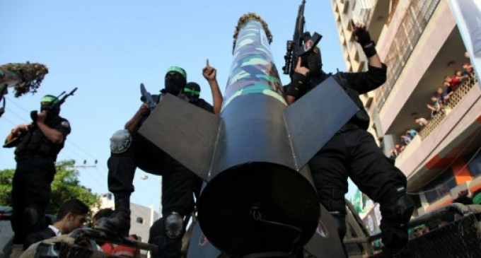 Missiles Found At UN School – Twice – UN Gives Them Back To Hamas