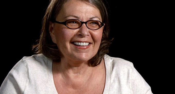 """Roseanne Barr: """"We Would Be So Lucky"""" if Trump Beats Hillary"""