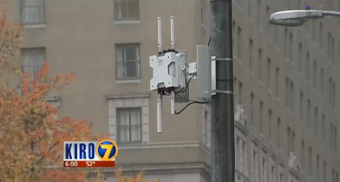 Seattle wireless surveillance net can track you wherever you go