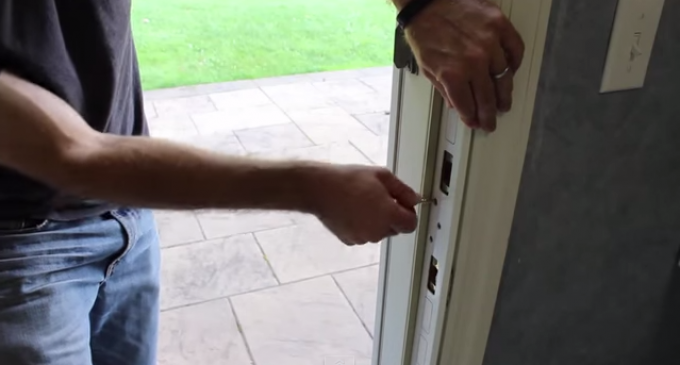 How To Reinforce Any Door for Under $10