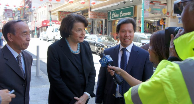 Dianne Feinstein's Husband Sells Post Office Real Estate to His Friends