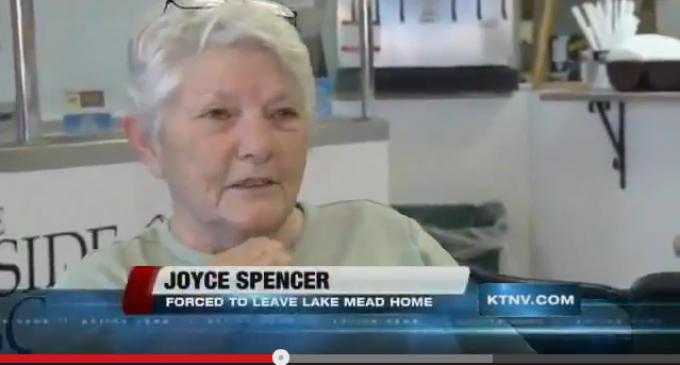 Obama and Boehner's Shutdown: Now Kicking Senior Citizens Out of Their Homes