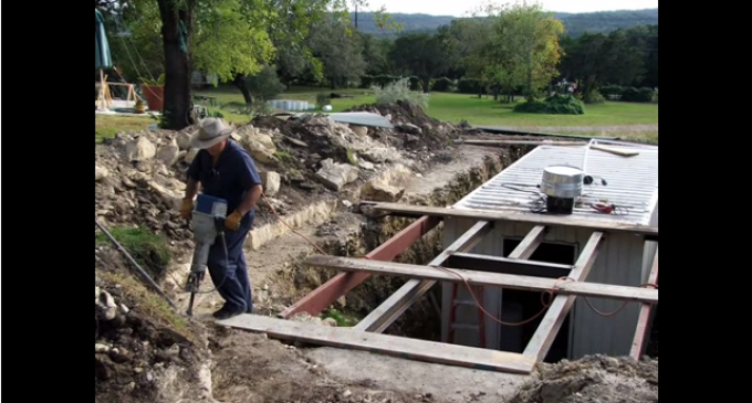 Shipping Containers: Underground Shelters Or Additions To The Home