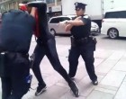 Spiderman Attacks Police In New York