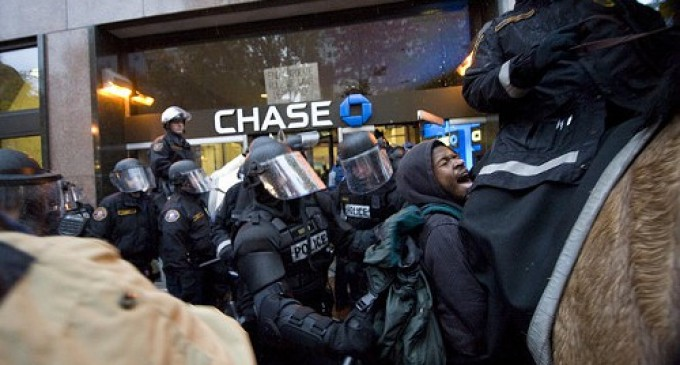 DHS prepares troops for Food Stamp riots