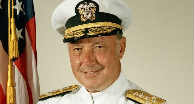 4-Star Admiral: Obama Conspired With Enemies to Stage a Bogus Attack in Benghazi