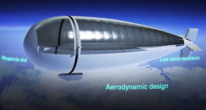 'StratoBus' – Drone-satellite Hybrid That Provides New Level Of Surveillance
