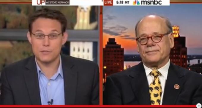 Rep. Steve Cohen on MSNBC: Tea Partiers Are the Domestic Enemies
