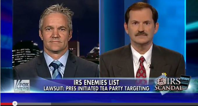 Tea Party: We Have Proof Tea Party Targeting By IRS Came From Obama!