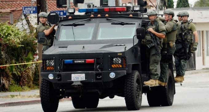 SWAT Raids Small Organic Farm, Confiscates Blueberries