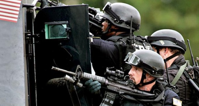 Obama Private Army: Dozens Of Paramilitary Federal SWAT Teams Formed
