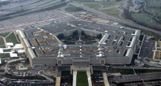 Gov't Theft Report: Pentagon Steals 8.5 Trillion In Taxpayer Money
