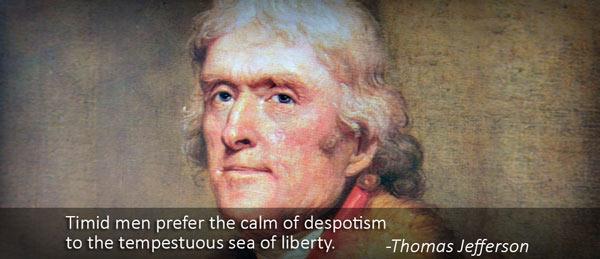 Liberty by Edward Thomas