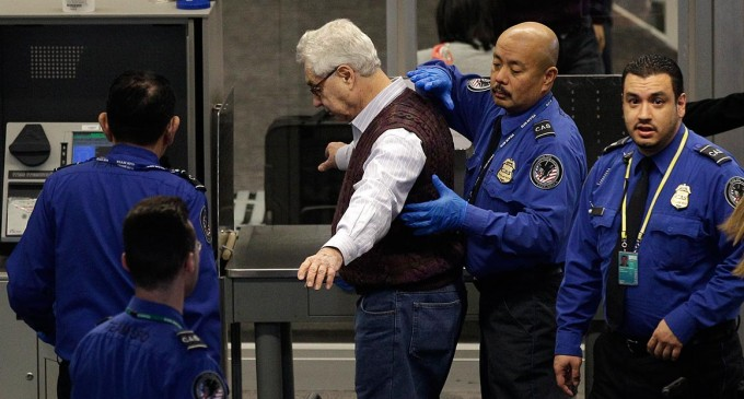Dear America, I Saw You Naked.  And yes, we were laughing. Confessions of an ex-TSA agent