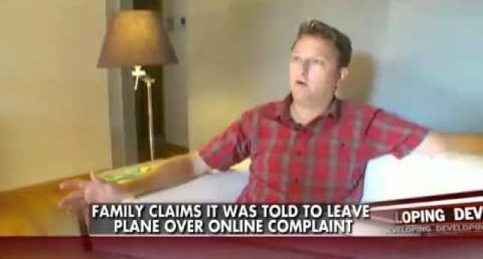 TSA Kicks Entire Family Off Flight For Tweeting About Bad Treatment