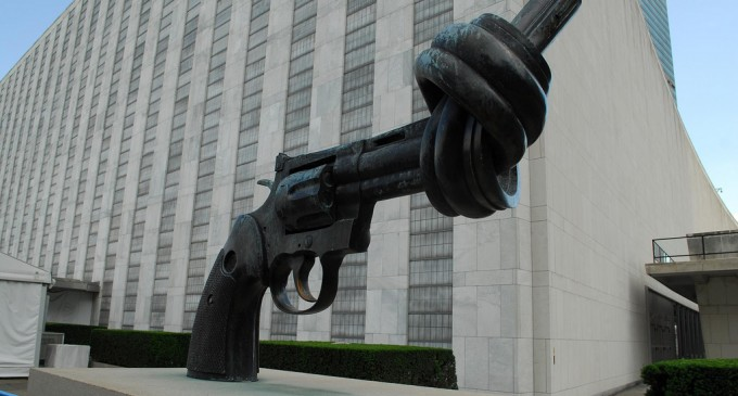 U.S.- EU Statement Calling for Enforcement of UN Arms Treaty