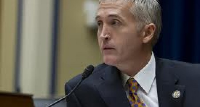 Rep. Trey Gowdy Shames Congressmen Who Claim They're Underpaid