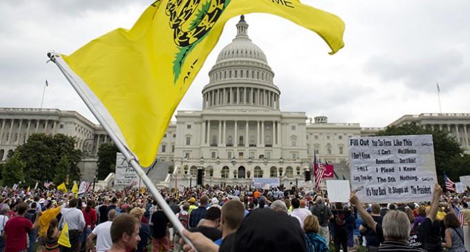 2nd American Revolution To Start…Tomorrow?