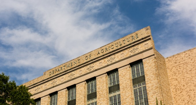 Arming The Feds: USDA To Acquire Submachine Guns