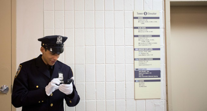 DOJ To Supreme Court: Allow Phone Searches Without A Warrant